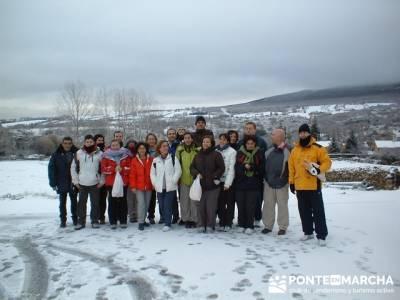 Riaza; clubes de montaña madrid; viaje senderismo